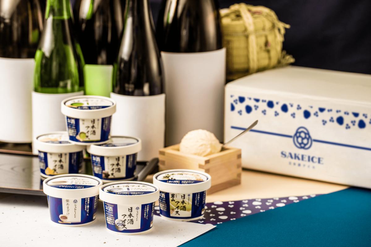 お酒好きのお母さんに、今年の母の日は日本酒アイス「SAKEICE(サケアイス)」を贈ろう!|theDANN media