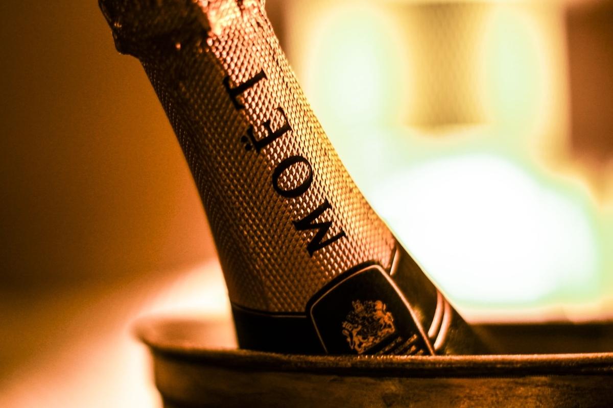 シャンパンの価格帯|theDANN media