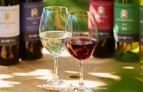 岩の原ワインの味わいや香り|theDANN media