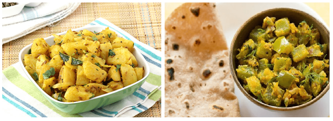 インド料理(Bhaji)