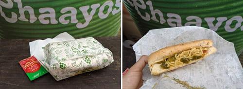 マギーサンドイッチ