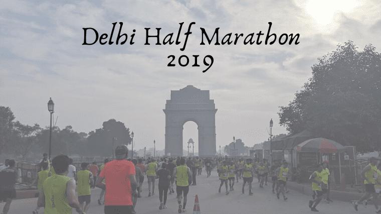 画像タイトル(【振り返り】2019年デリーハーフマラソン | インドでランニングは人気?大気汚染は大丈夫?)