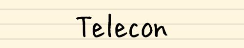 Telecon