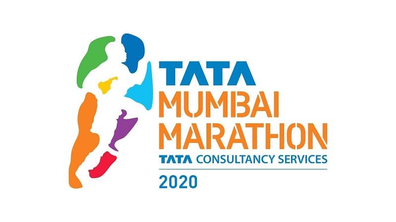 2020年ムンバイマラソンロゴ