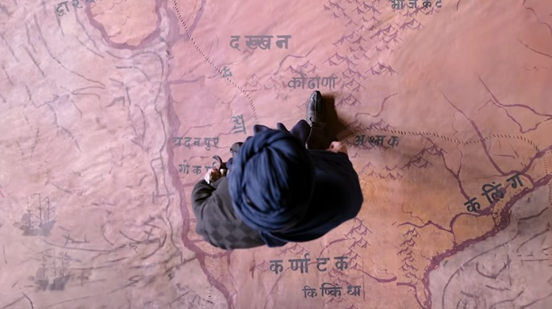 インド映画Tanhaji(タナジ)のシーン④