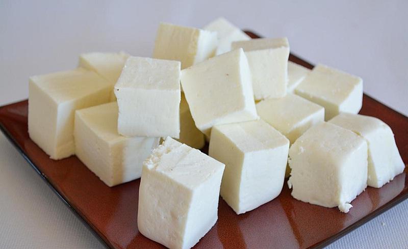 インドのカッテージチーズ・パニール