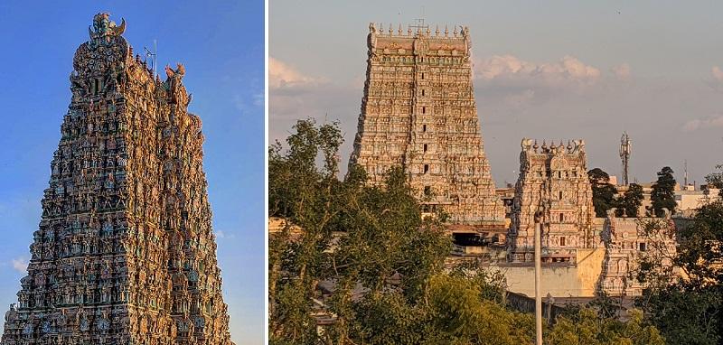 マドゥライのミーナークシー寺院