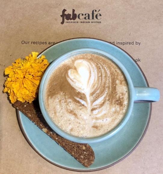 fabcafeのコーヒー