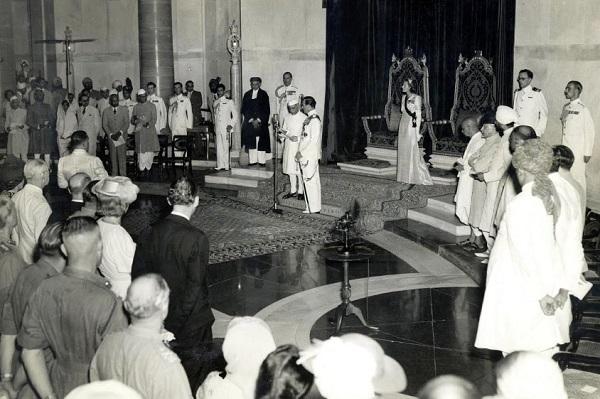 ネルーの首相主任(1947年)