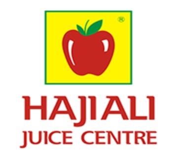 ハジアリジュースセンターのロゴ
