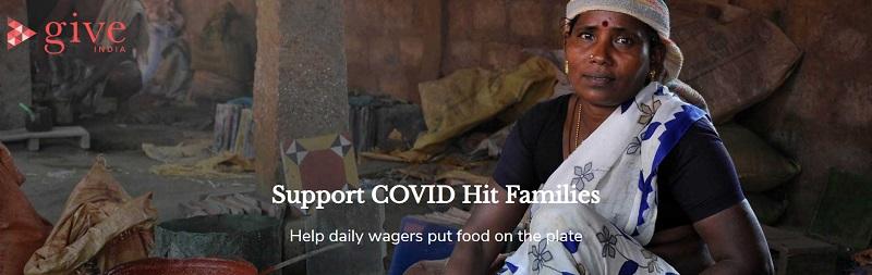 GiveIndia-COVID19
