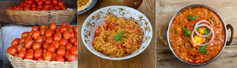 インドのトマト