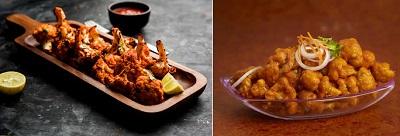 インドのカリフラワー料理