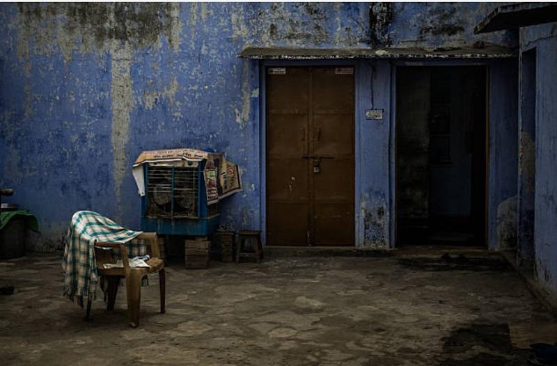インドの家