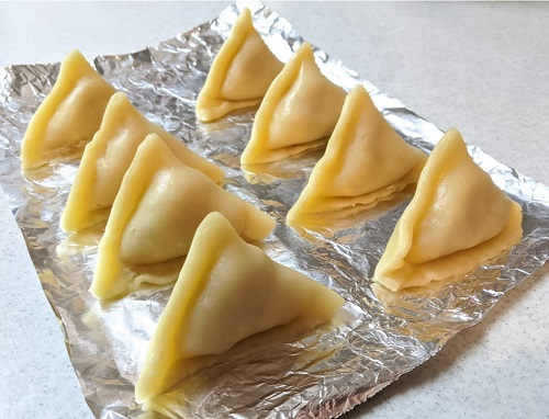 サモサの作り方⑰