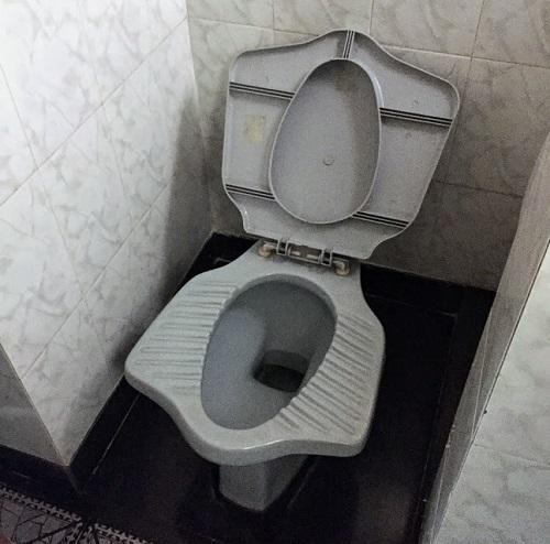 アングロ・インディアン・トイレ