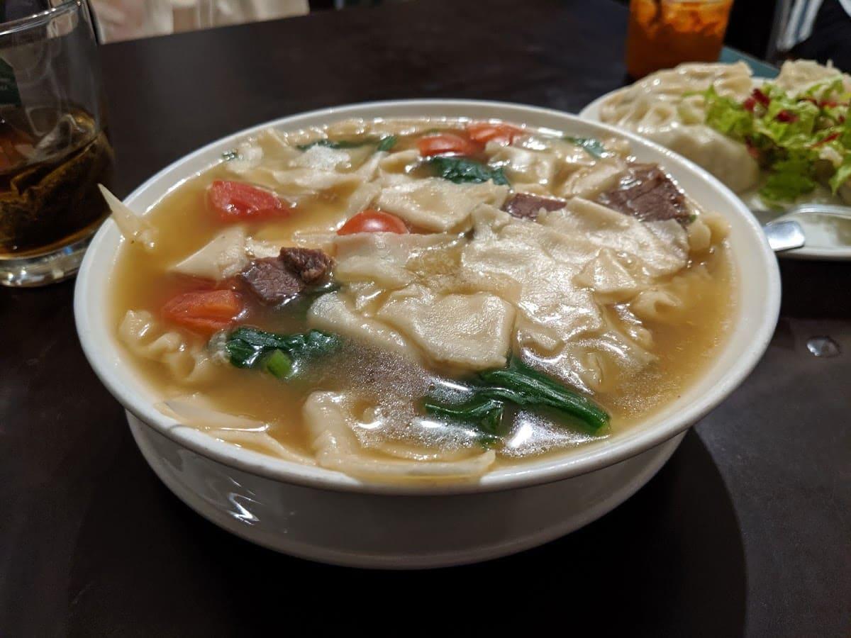 チベット料理・タントゥク