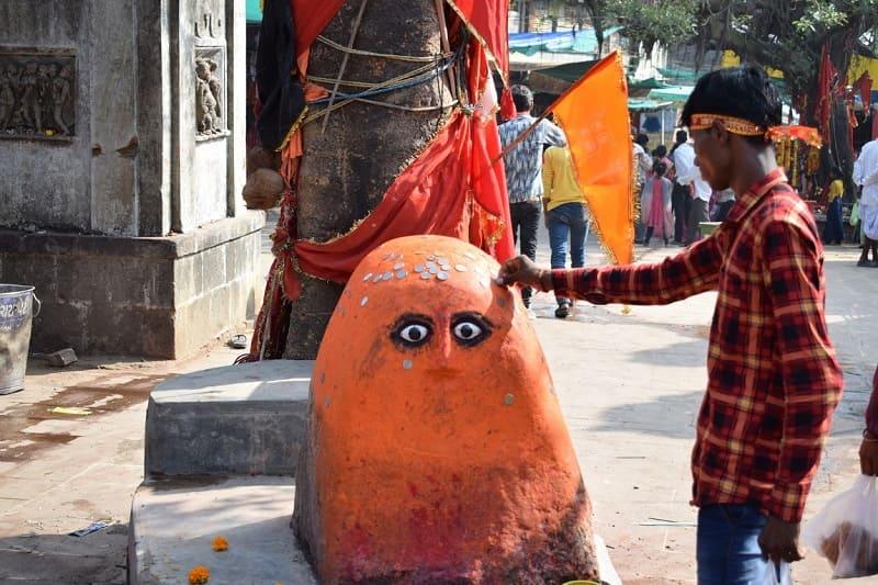 ヒンドゥー教の土着神