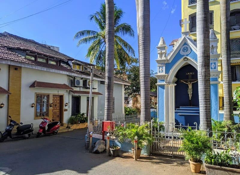ムンバイのイーストインディアン居住区2