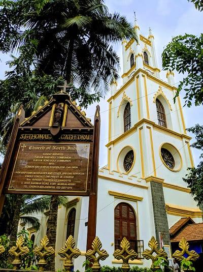 ムンバイの聖トマス聖堂