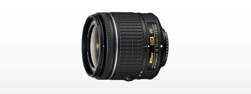D5300標準レンズ