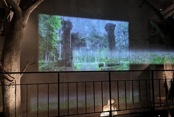 網走監獄 監獄歴史館の再現ビデオ