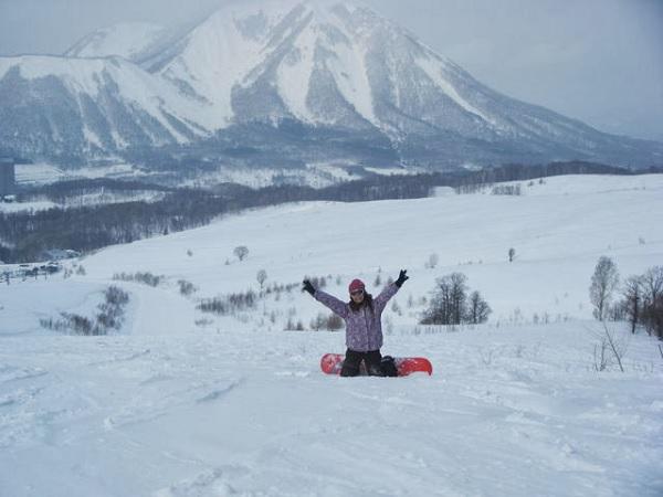 ルスツ高原スキー場