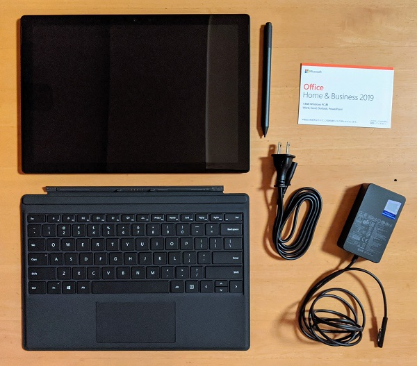 Surface Pro 7 3点セット