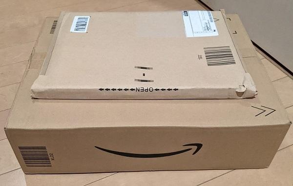 Amazonから届いたSurface Pro7