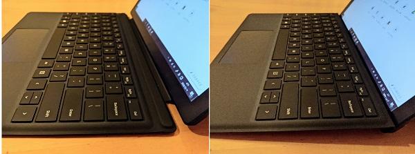 Surface Pro専用タイプカバー