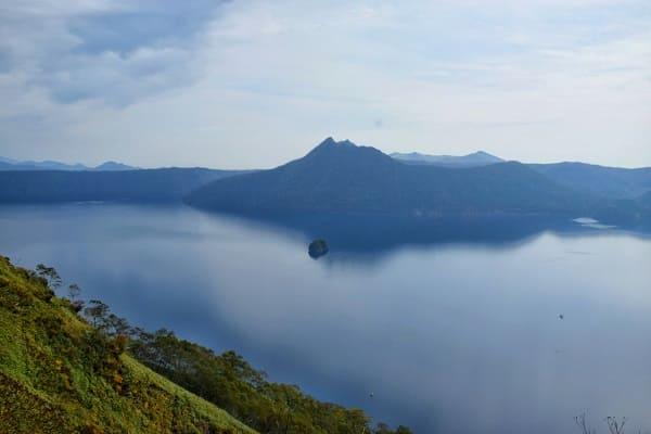 第三展望台から見た摩周湖1