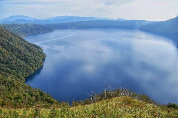 第三展望台から見た摩周湖2