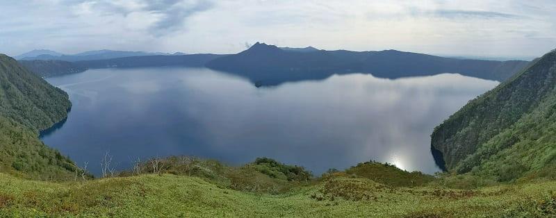 第三展望台から見た摩周湖3