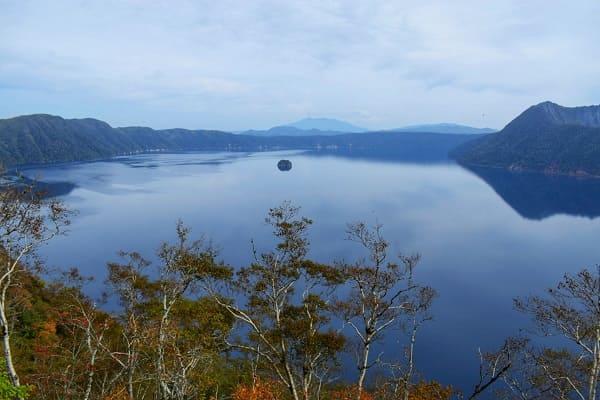 第一展望台から見た摩周湖2