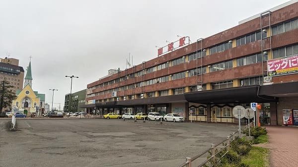 JR釧路駅