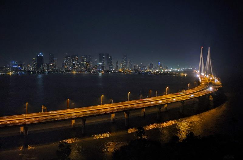 ムンバイのシンボル、シーリンク