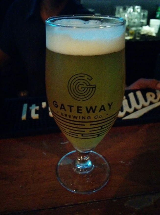 Gateway Brewing Companyのクラフトビール