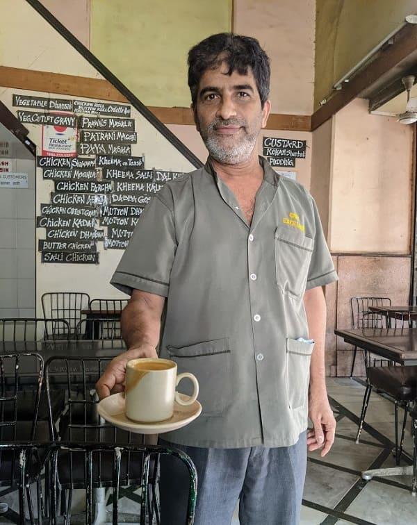 CAFE EXCELSIORのスペシャルティー
