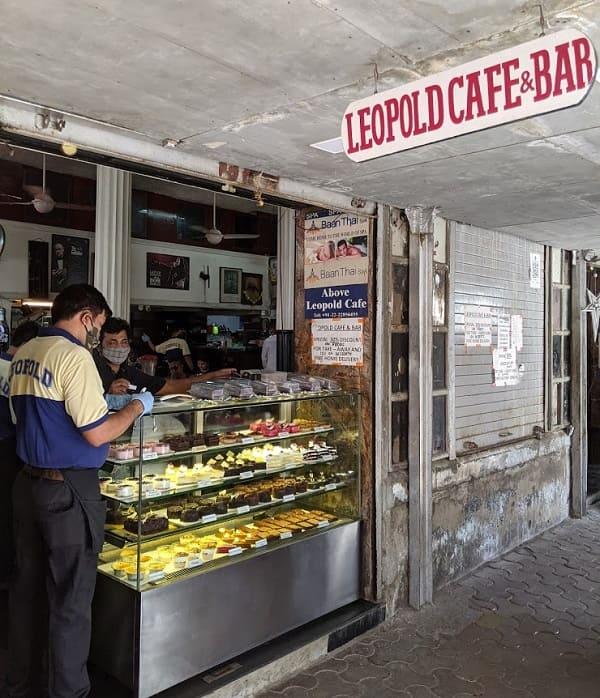 LEOPORD CAFEのケーキテイクアウト