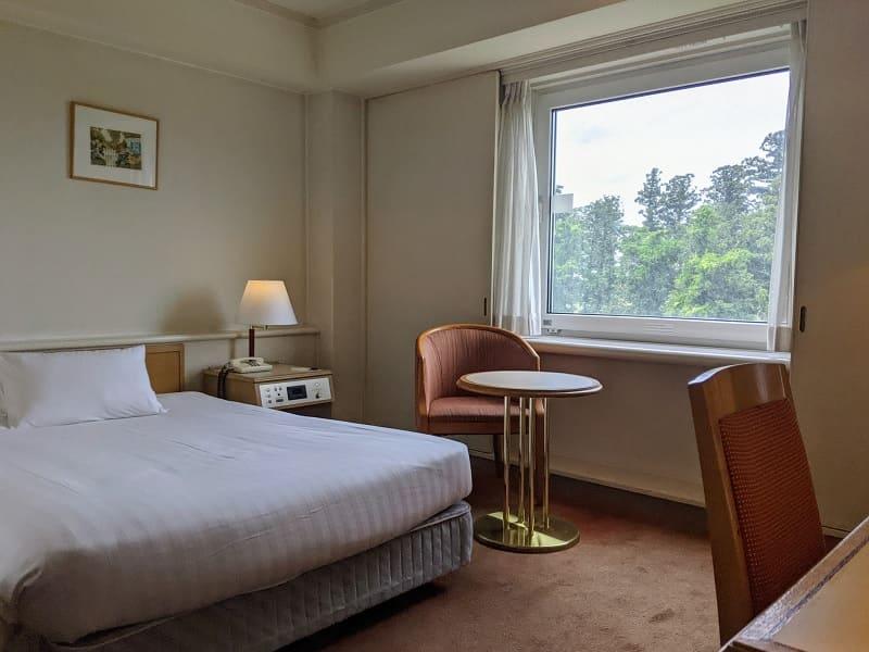 マロウドインターナショナルホテル成田の客室