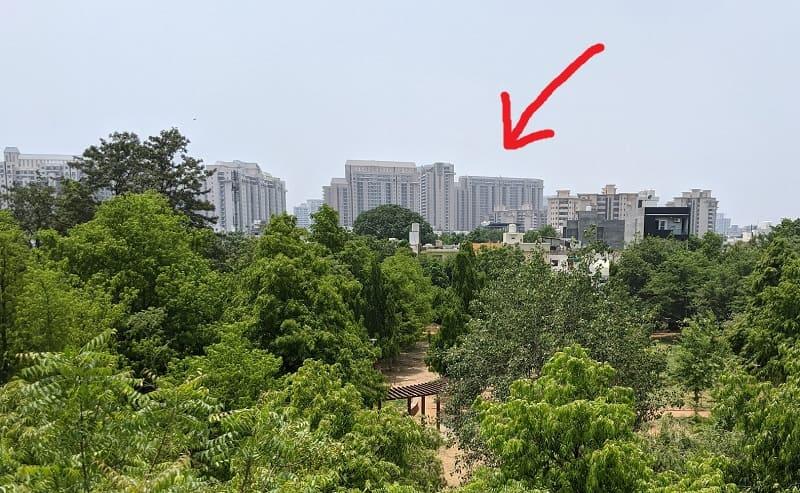 外国人駐在員が多く住むアパート