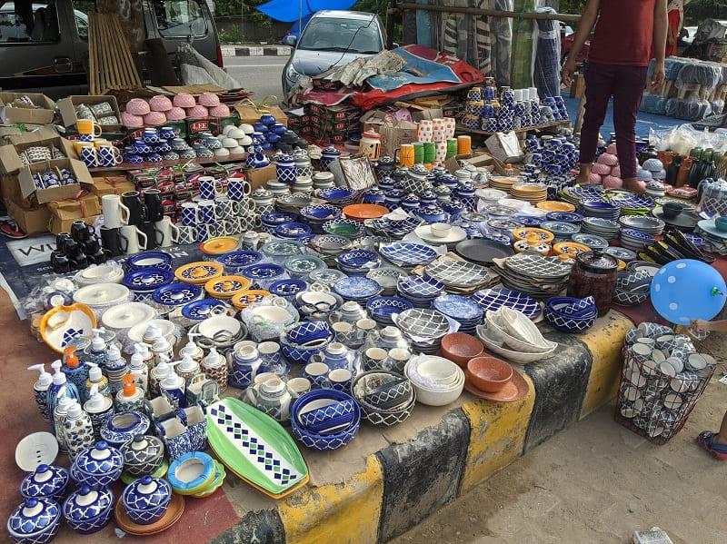 Banjara Market(セラミックのお皿とマグカップ)①