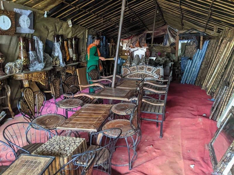 Banjara Market(ガーデン用テーブル)