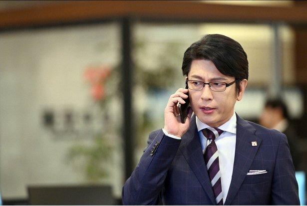 及川光博演じる渡真利忍「半沢直樹」2020年第3話より(C)TBS