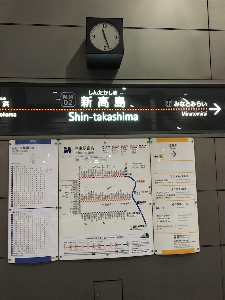 横浜アンパンマンミュージアム新高島駅