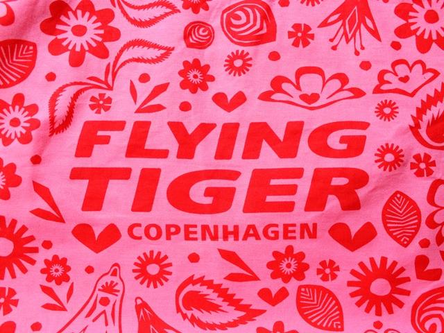 ショッピングバッグ [ Flying Tiger(フライングタイガー) ]