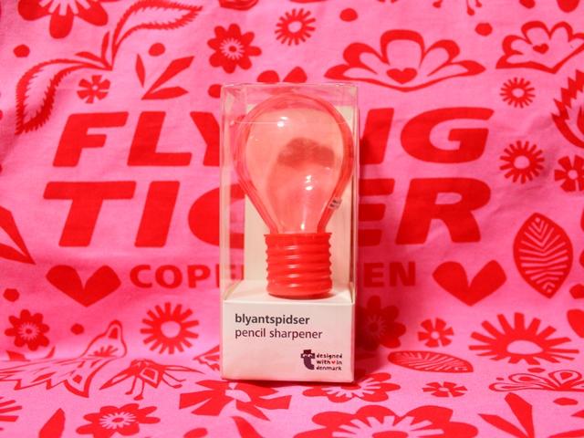 鉛筆削り [ Flying Tiger(フライングタイガー) ]