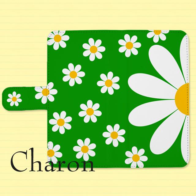 スマートフォンケース・ウォレットフォンケース お花柄