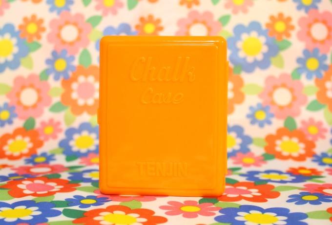 チョークケース オレンジ [TENJIN]