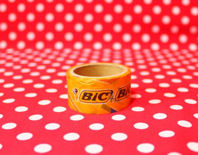 BIC(ビック) LOHACO限定ボールペンセット マスキングテープ